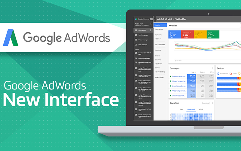 How New AdWords Interface will Ease Out the Bidding Process & PPC Budgeting