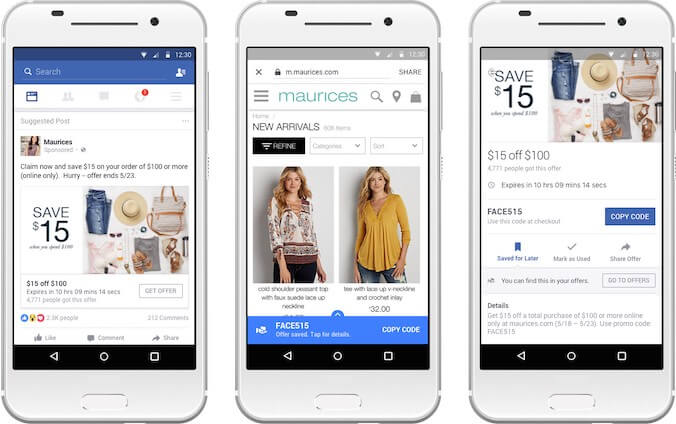1 How to Create the Offer Ads in Facebook to Rule the Holiday Sale