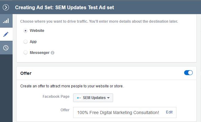 13 Facebook offer ads campaign setup