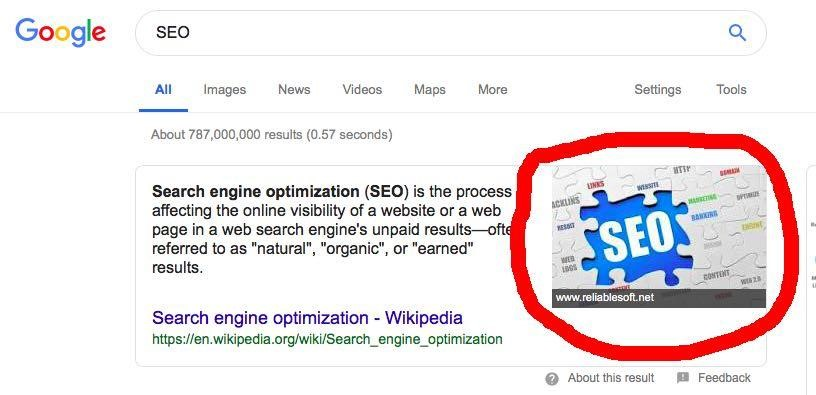 Google Featured snippet - best practices