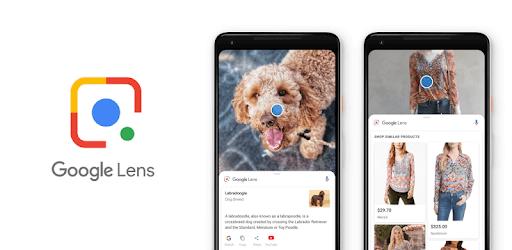 Google lens - visual search optimization