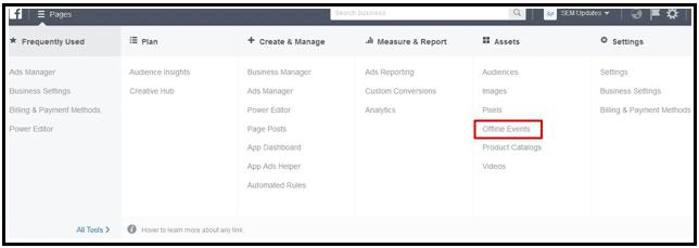 7-managing your Facebook offline event audience