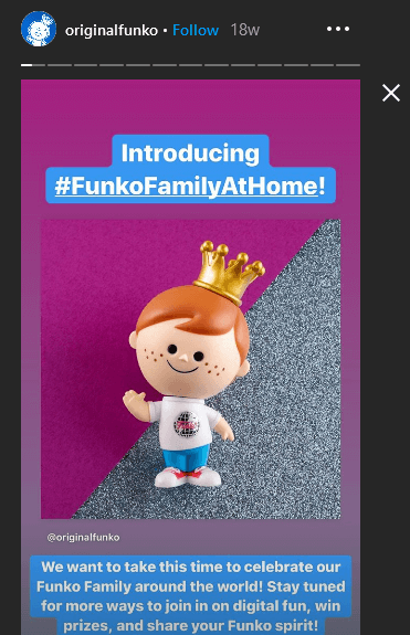 Funko- Leverage social commerce - The Power Of Giveaways